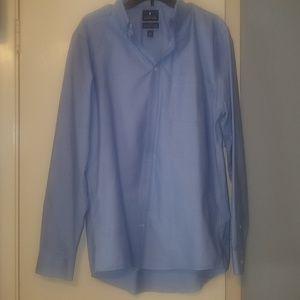 Stafford wrinkle free oxford dress shirt